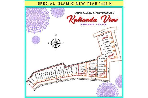 Rp229jt Tanah Dijual