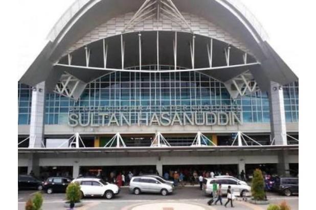 kavling belakang bandara sultan hasanudin