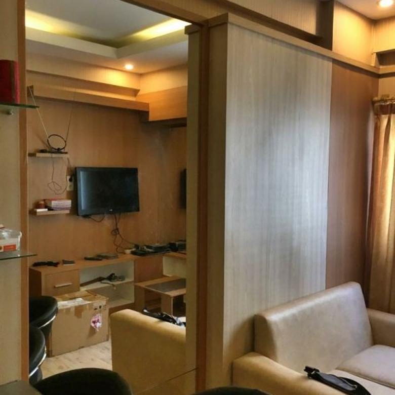 Suites apart Soeta Bandung 2 BR full furnished depan metro mal