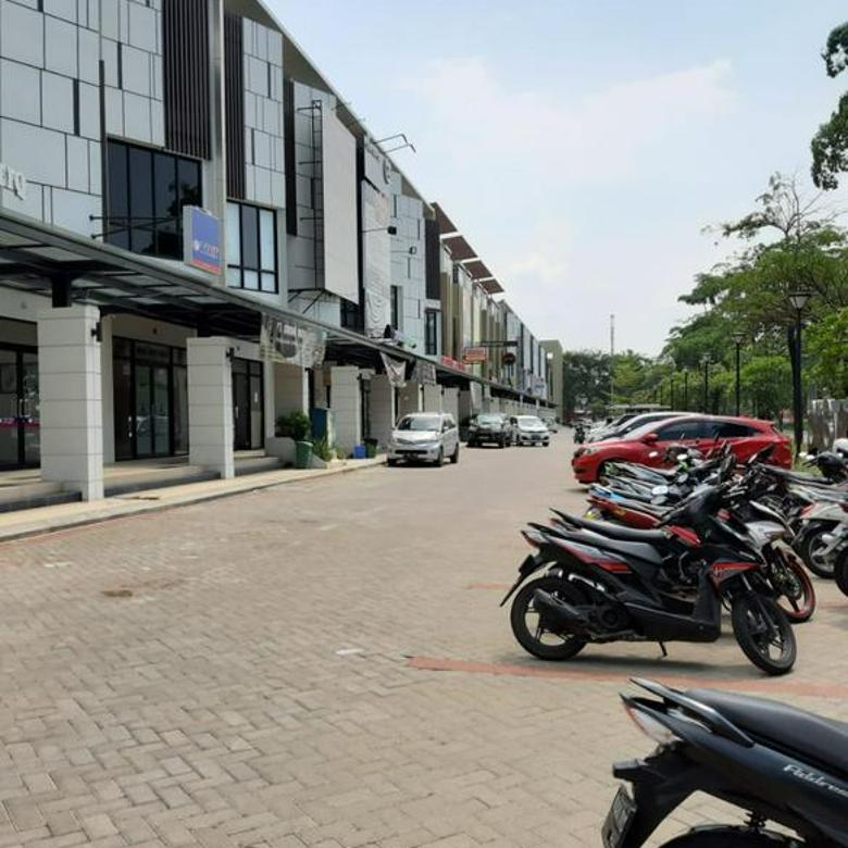 Ruko The Boulevard 3Lantai Luas 5x17 (85m) JGC Jakarta Garden City Jakarta Timur