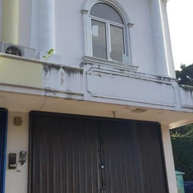 Ruko murah Villa Melati Mas Vista Tangerang