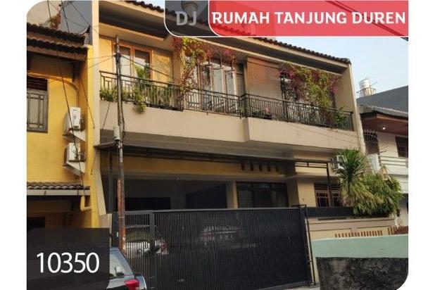 Rumah Tanjung Duren, Jakarta Barat, Brand New, 11x11m, 2½ Lt 5102698