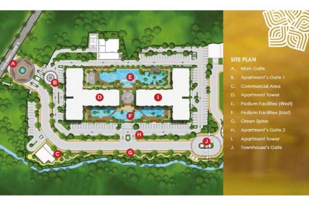 Lavanya Garden Residences - Terbaru dan terbaik di Cinere harga perdana 7285113