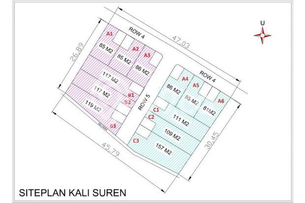 Tanah Kaveling Duren Seribu 12X Bayar Tanpa Bunga 17794279