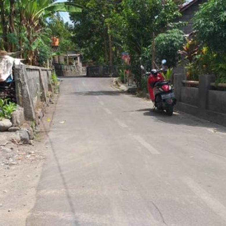 Tanah SHM Dekat Kota Jogja, Utara Ringroad Sangat Strategis