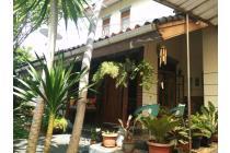 Rumah second dijual murah furnish bambu apus jakarta timur
