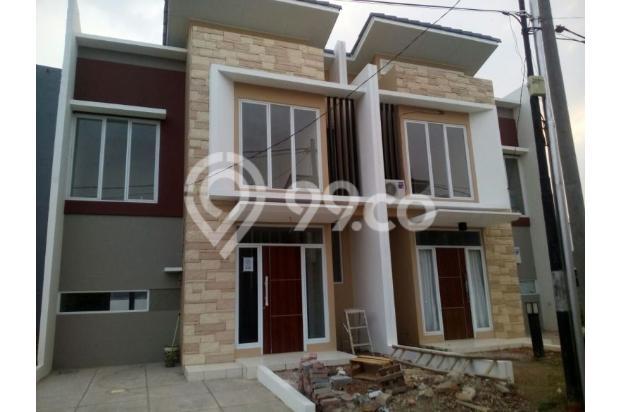 """Rumah terkoneksi tiga mall sekaligus, """"Cluster Courtyar""""   Prim 13871289"""
