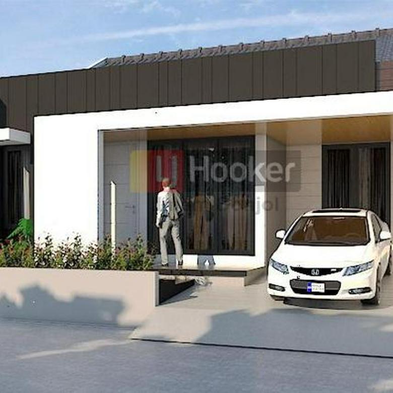 Rumah Murah Tengah kota Semarang Timur (5506-IKA)