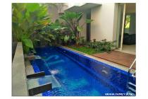 Graha Blok L with Pool and Furnish !