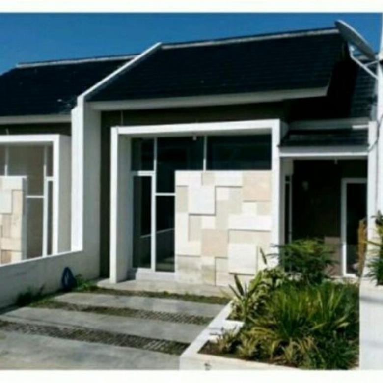 Rumah baru Ciwastra dekat gedebage Bandung gratis biaya kpr