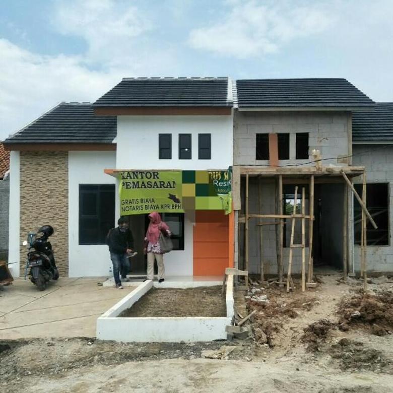 Dijual Rumah Baru Dp 0% Free Semua Biaya Cikarang Bekasi
