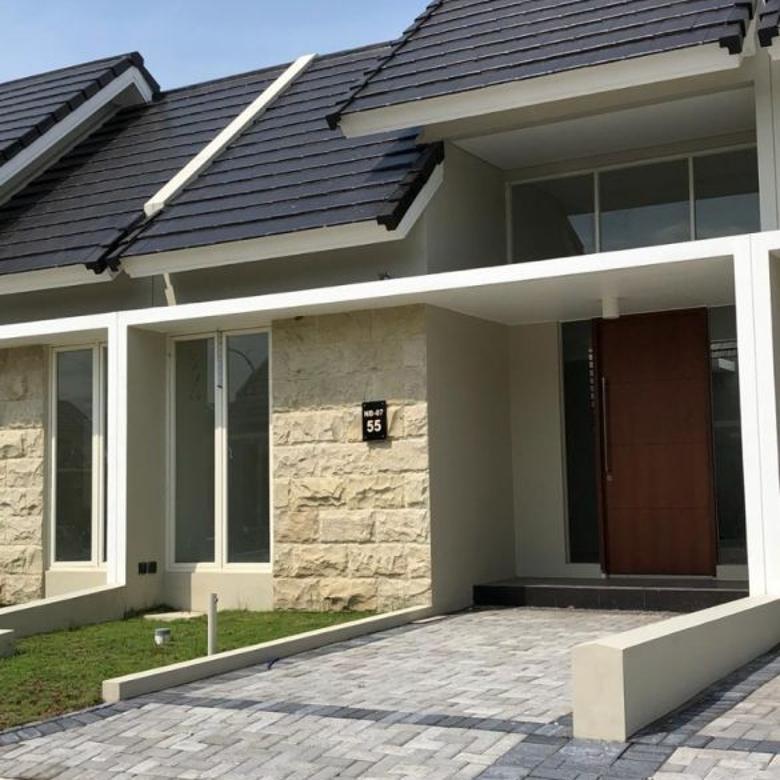 Dijual Rumah Siap Huni North West Park Citraland Surabaya