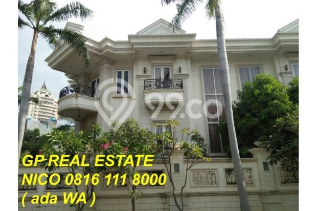 Rumah Dijual Di Artha Gading Villa Lux Mediterania 455 M2
