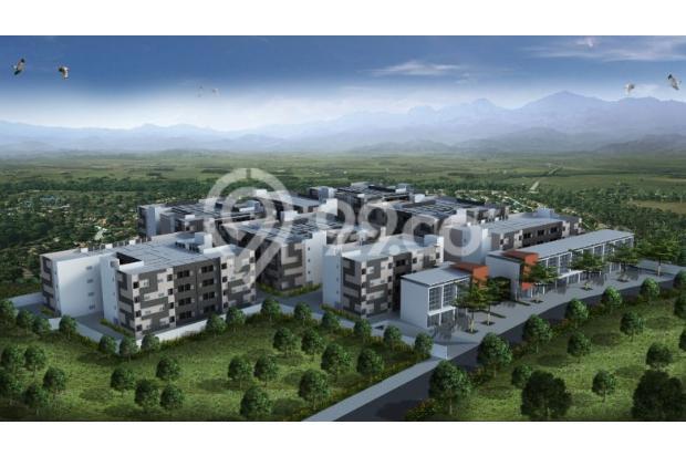 2 kamar cicilan hanya 1 jutaan, apartemen murah karawang 16105930