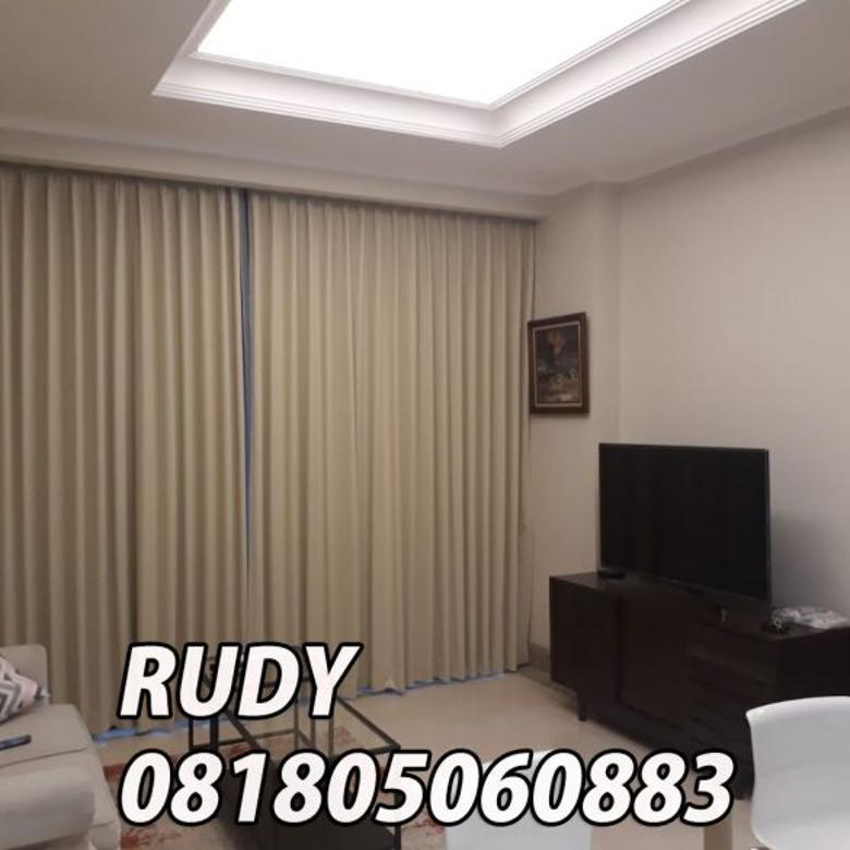 Disewa Apartemen District 8 Senopati SCBD 2BR+1 Furnished Lantai Tinggi