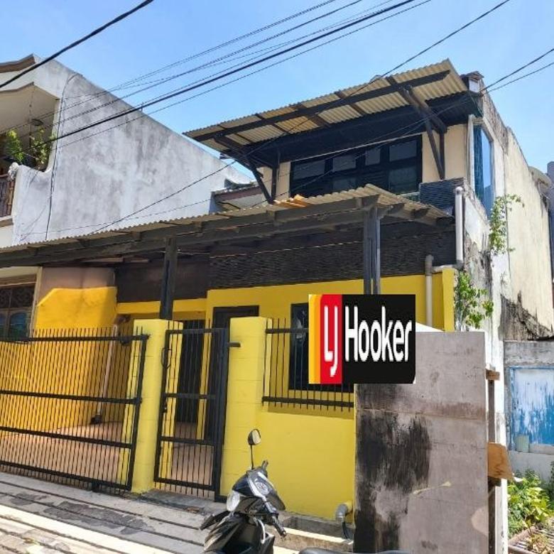 Dijual rumah siap huni di Harapan indah (B3628)