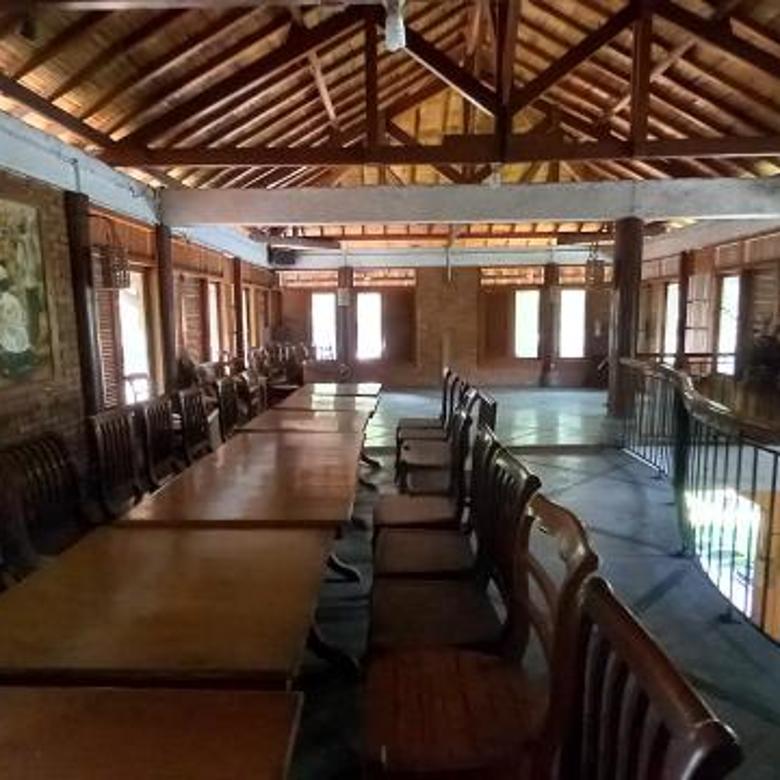 Hitung Tanah Saja ! Restaurant Masih Aktif Sayap Sukajadi, Bandung