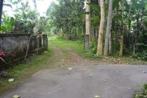 Tanah Prospek View Sungai dan Tebing di Ubud Payangan