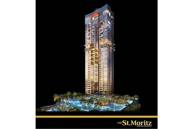Disewa Apartement St.Moritz Tower Ambasador , Puri Indah , Jakarta Barat ,  3874190