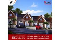 Rumah Idaman Minimalis 1 Lantai kawasan Bandung Utara