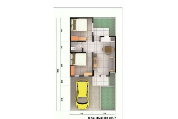 Rp569jt Rumah Dijual