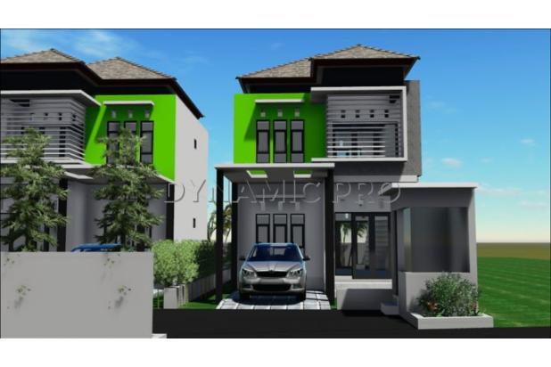 Rumah mewah dengan konsep Minimalis nuansa Asri 14370473