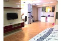 Dijual Apartemen Bassura City 3BR Dijadikan Studio Good Furnish