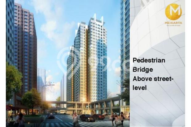 Dijual Apartemen 2BR Modern Nyaman Strategis di Meikarta Tower 1B Bekasi 13124226
