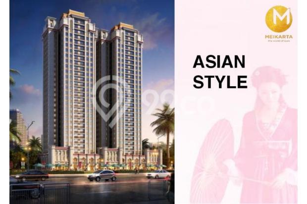 Dijual Apartemen 2BR Modern Nyaman Strategis di Meikarta Tower 1B Bekasi 13124234
