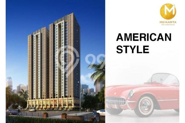 Dijual Apartemen 2BR Modern Nyaman Strategis di Meikarta Tower 1B Bekasi 13124237