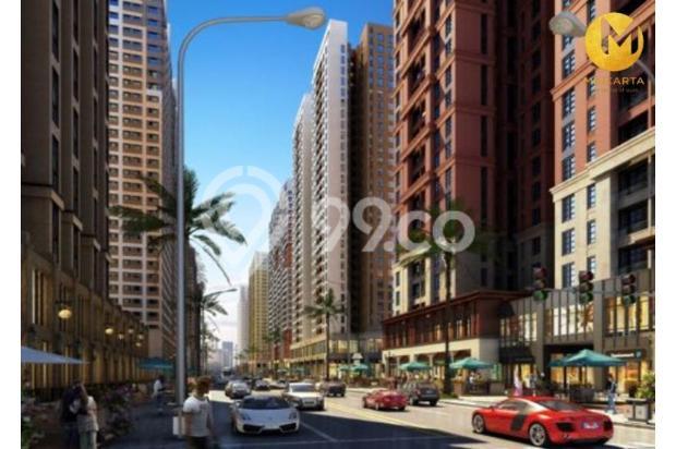 Dijual Apartemen 2BR Modern Nyaman Strategis di Meikarta Tower 1B Bekasi 13124270
