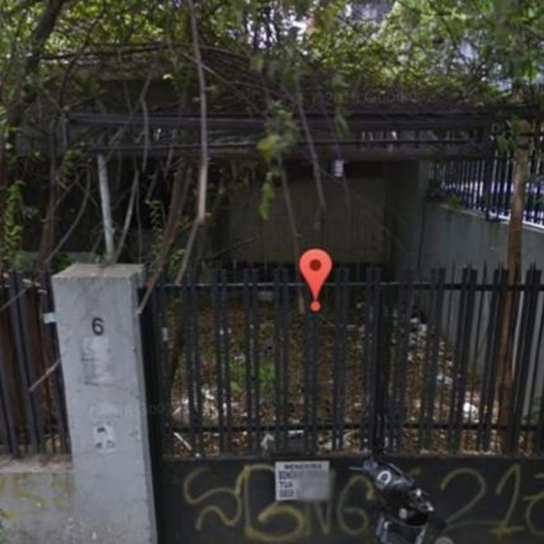 Rumah Tua  Hitung Tanah Jl. Tanah Abang – Jakarta Pusat