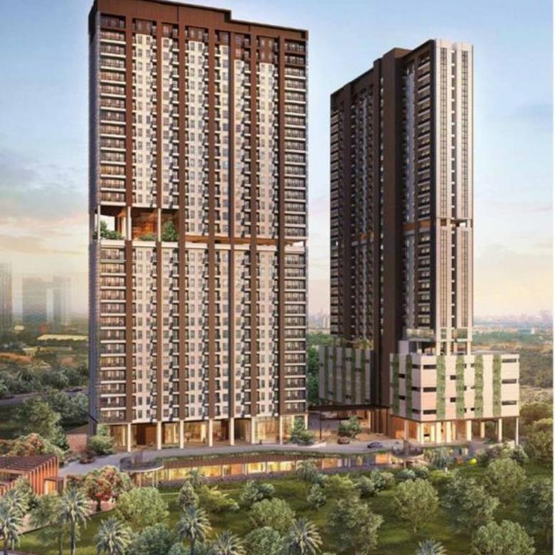 Apartemen Solterra, strategis di Pejaten, Jakarta Selatan
