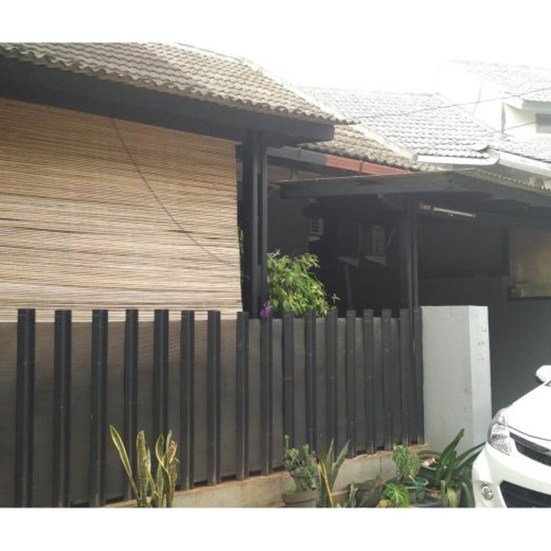 Rumah bebas banjir dan nyaman di Pamulang Permai