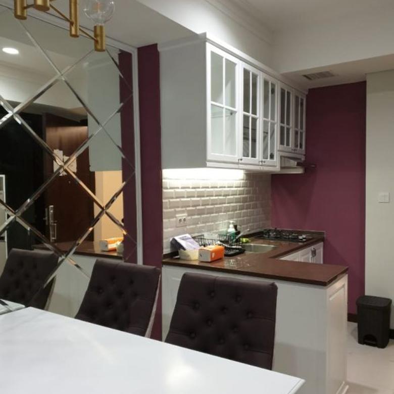 Unit Mewah 67m Di Apartemen Casa Grande Residence