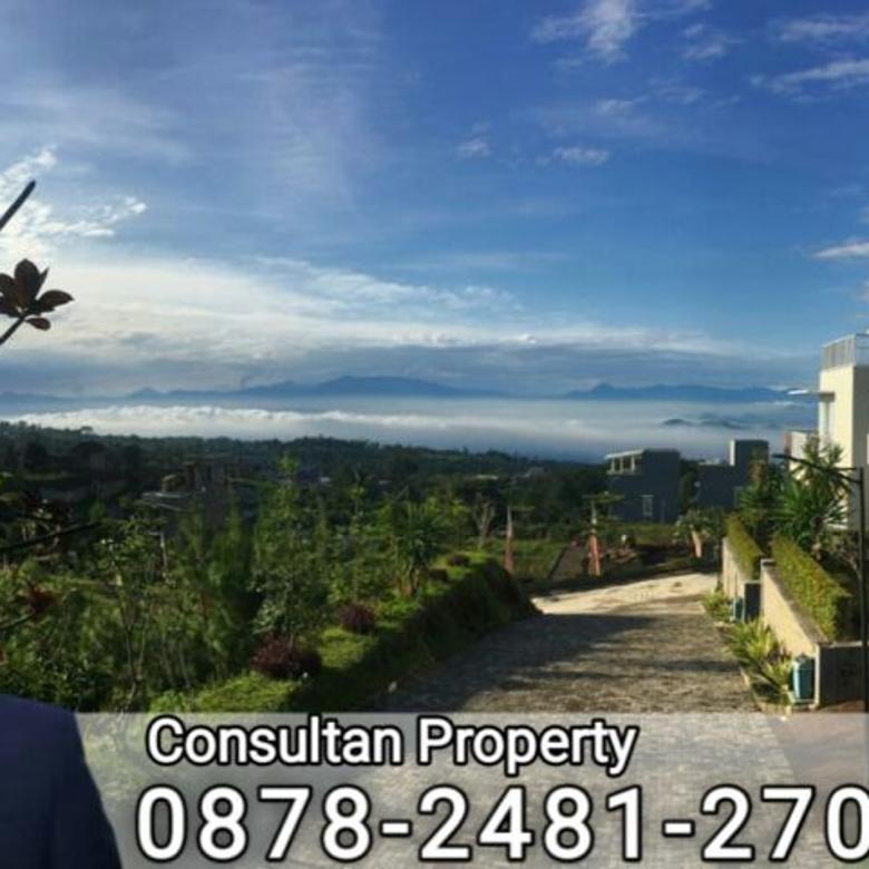 Rumah Villa dijual di Jawa Barat