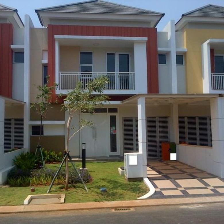 Rumah Mewah 2 lantai Cluster Bluebell Summarecon Bekasi.