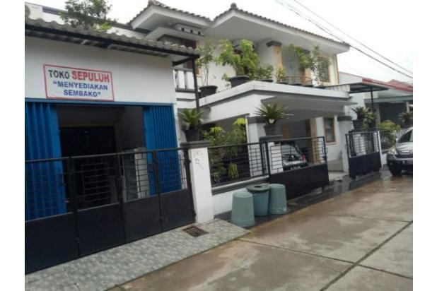 Dijual Rumah Strategis Ada Ruang Usaha di Cimanggis Depok P0872 13511435