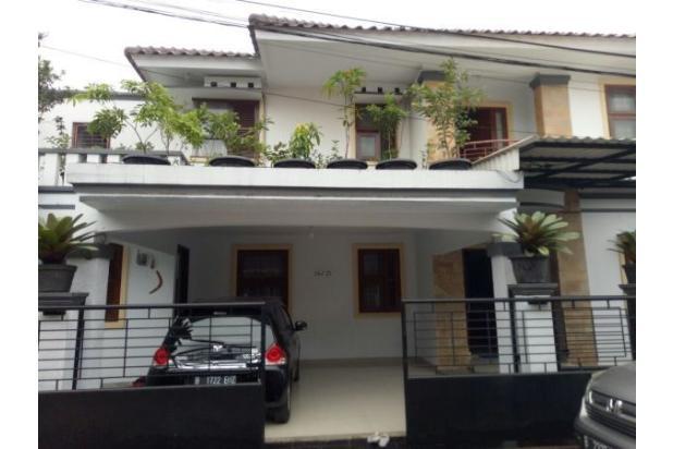 Dijual Rumah Strategis Ada Ruang Usaha di Cimanggis Depok P0872 13511437