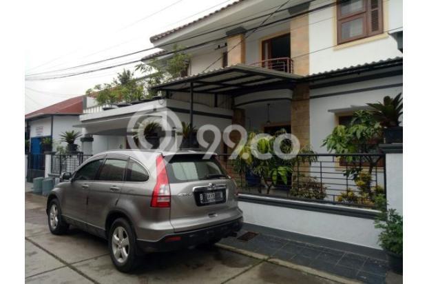 Dijual Rumah Strategis Ada Ruang Usaha di Cimanggis Depok P0872 13511438