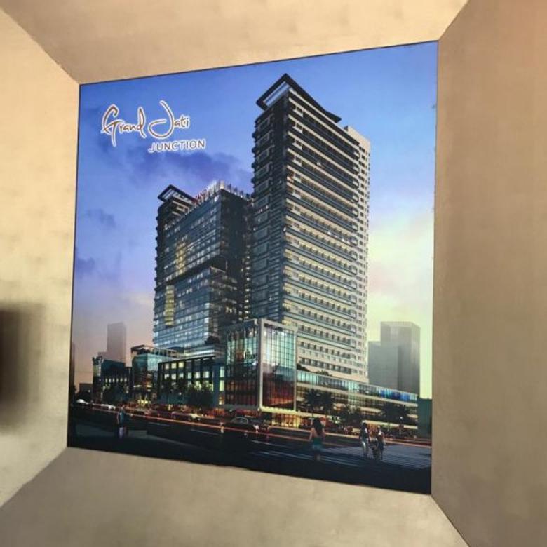 Disewa Office Tower Grand Jati Junction Medan