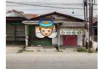Dijual Rumah Tempat Usaha di Jalan Raya Taman Harapan Baru Bek