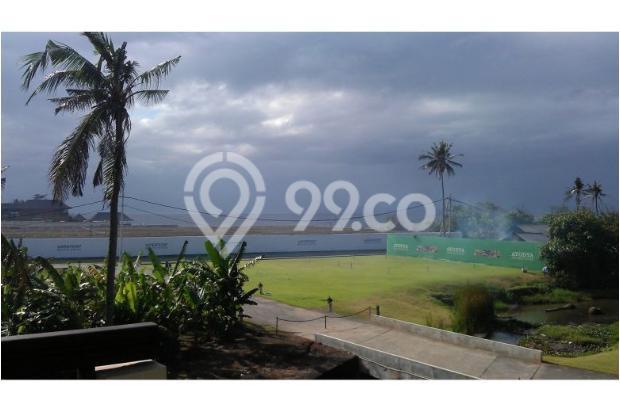 rumah view laut dan sawah di dekat pantai, dekat Ketewel, Gianyar 12300439