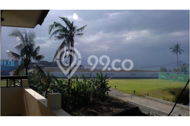 rumah view laut dan sawah di dekat pantai, dekat Ketewel, Gianyar 12300478