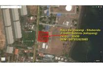 DIjual Tanah Strategis di Jalan Gatot Subroto Raya Banyuwangi - Situbondo