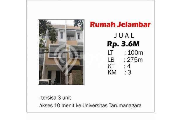 Rumah Daerah Jelambar, Baru Dan Bagus 17794660