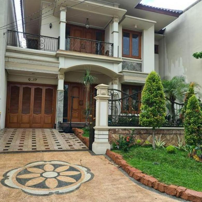 Rumah Darmo Hill Siap Huni Ada Kolam Renang