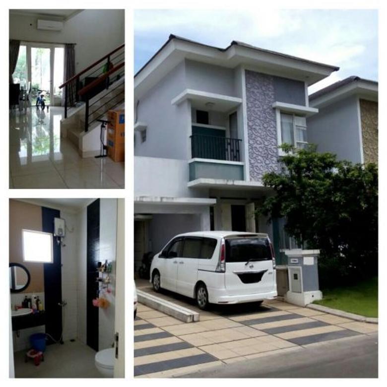 Dijual Rumah Ruby 9 x 18 , PGH ,SUMMARECON SERPONG , Tangerang .