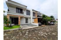 Rumah Modern Minimalis Siap Huni Dalam Komplek di Kebagusan