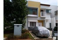 Rumah 2 Lantai LT 212 KT 4+1 di Cassia Jakarta Garden City JGC